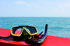 Relax on sea thailand Royalty Free Stock Photos