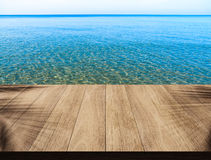 Relax at the seashore. Stock Images