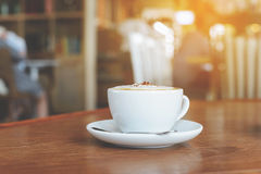 Relax time with Coffee Royalty Free Stock Photography