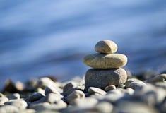 Relax Zen stones Royalty Free Stock Photography