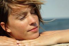Relaxamento Fotos de Stock Royalty Free