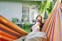 Relaxamento Foto de Stock Royalty Free
