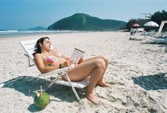 Relaxamento Foto de Stock