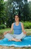 Relaxamento ao ar livre Foto de Stock Royalty Free