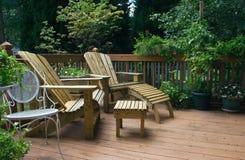 Relaxamento em casa Foto de Stock Royalty Free