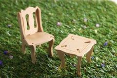 Relaxamento no jardim Imagem de Stock Royalty Free