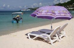Relaxamento no sol imagem de stock royalty free