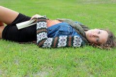 Relaxando 2 fotografia de stock