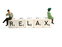 Relaxation Stock Image