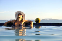 Relaxation Royalty Free Stock Photography