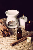 Relaxation and aromatherapy Royalty Free Stock Image