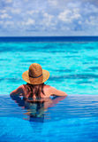 Relaxation on beach resort Stock Photography