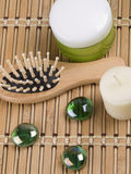 Relaxation and body treatment Royalty Free Stock Photos