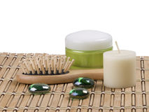 Relaxation and body treatment Royalty Free Stock Photography