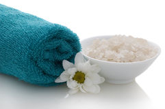 Relaxation and body treatment Stock Photos