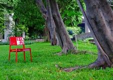 Relaxation colorée Photo libre de droits