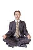 Relaxation d'affaires image libre de droits