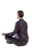 Relaxation d'affaires photos libres de droits