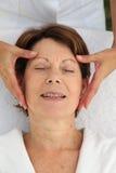 Relaxation de massage Images stock