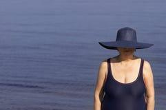 Relaxation en heure d'été images libres de droits