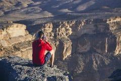 Relaxation en montagnes photo libre de droits