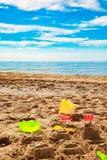 Relaxation et vacances de famille Photo libre de droits