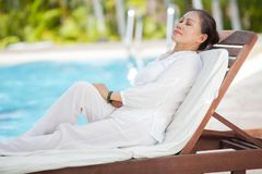 Relaxation Royalty Free Stock Image