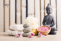 Relaxation items Royalty Free Stock Photo