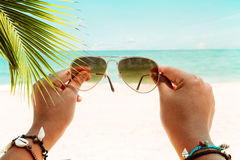 Relaxation and Leisure in summer Stock Photos