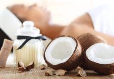 Relaxation, Meditation, Aromatherapy Wellness & Spa Stock Photo