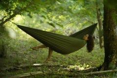 Relaxation parfaite Image libre de droits