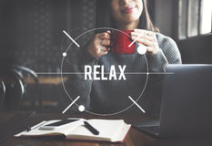 Relaxation Relax Chill Out Peace Resting Serenity Concept Stock Photos