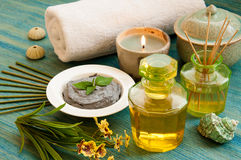Relaxation Spa Concept Royalty Free Stock Photo