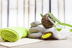 Relaxation and SPA concept Stock Image