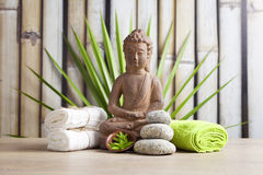 Relaxation and SPA concept Royalty Free Stock Images