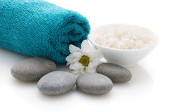 Relaxation still life Stock Images