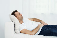 Relaxation time Stock Images