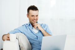 Relaxation time Royalty Free Stock Photography