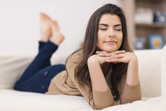 Relaxation time Royalty Free Stock Images