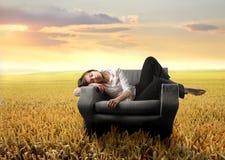 Relaxe Foto de Stock