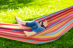 relaxe Imagem de Stock