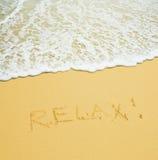 Relaxe imagens de stock royalty free