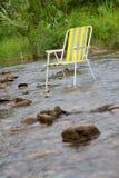Relaxe a cadeira Imagens de Stock Royalty Free