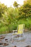 Relaxe a cadeira Imagem de Stock Royalty Free