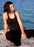 Relaxe e aprecie Fotografia de Stock