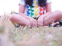 relaxe e feliz Foto de Stock