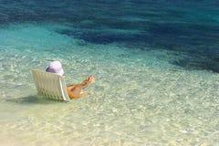 Relaxe N1 fotografia de stock royalty free