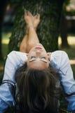 Relaxe na natureza Fotografia de Stock Royalty Free