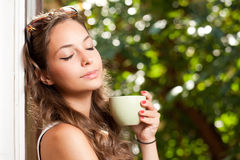 Relaxed. Royalty Free Stock Images