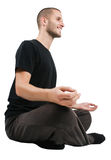 Relaxed Pose Royalty Free Stock Photography
